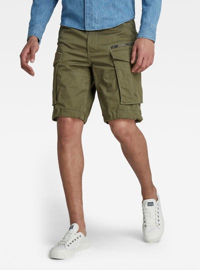 Rovic Zip Relaxed 1/2-Length Short