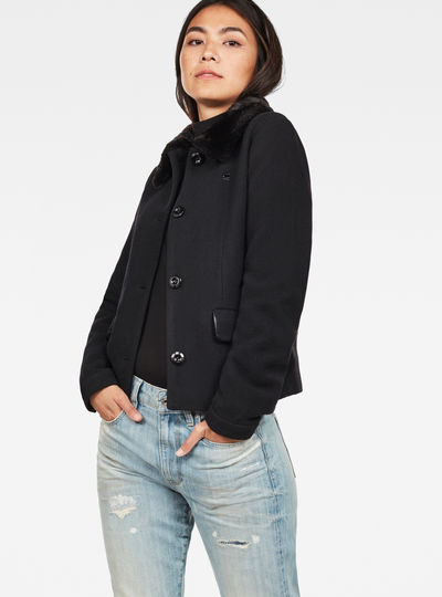 Minor Teddy Wool Classic Jacket