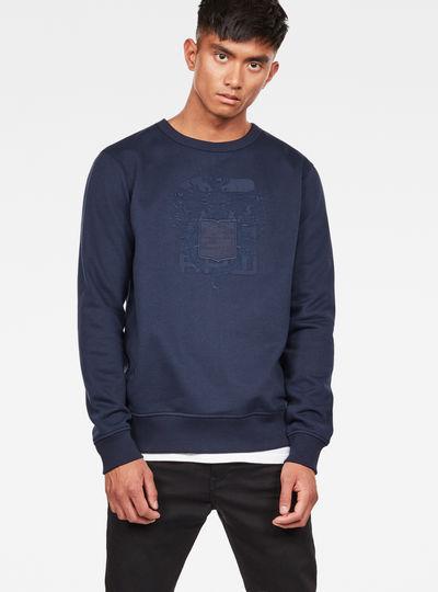 Graphic 13 Shield Core Sweater