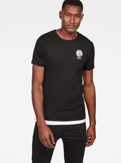 Graphic 7 Slim T-Shirt
