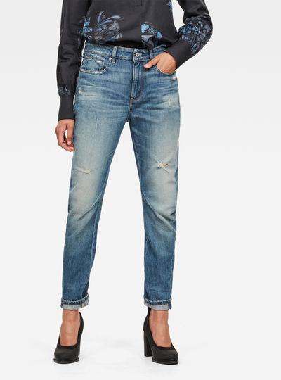 Arc 2.0 3D Mid Waist Boyfriend Jeans
