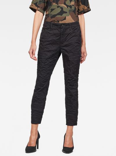 Rovic Mid Waist Skinny Pants