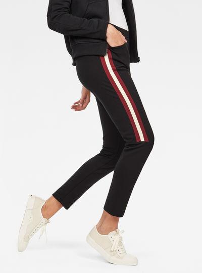 D-Staq Dc Stripe Skinny Sweatpant