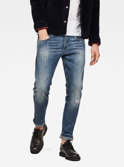 8a9343f7a49 3301 Slim Jeans