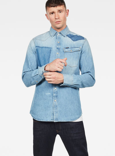 2e2db852657 Men's Shirts | Just the Product | Men | G-Star RAW®