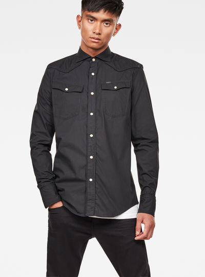 3301 Parade Slim Shirt