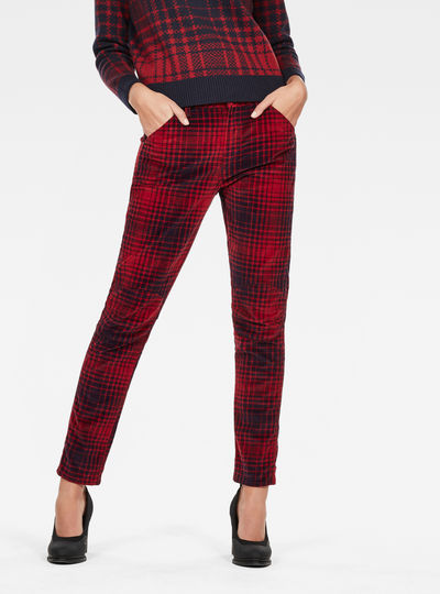 5622 Mid Boyfriend Tapered Pants