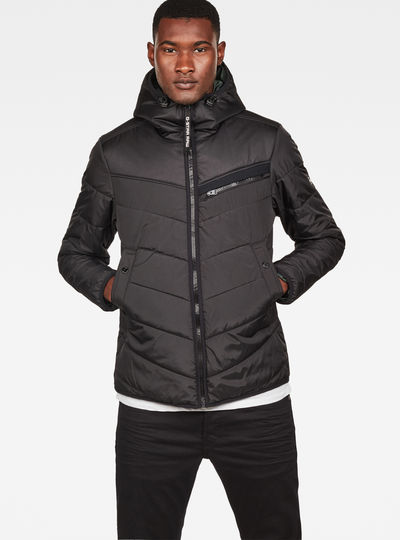 Attacc Hooded Overshirt