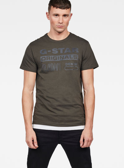 Swando Graphic Regular T-Shirt