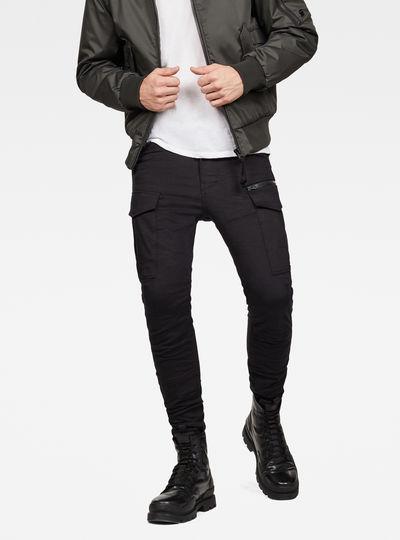 Rovic Zip 3D Skinny Jeans