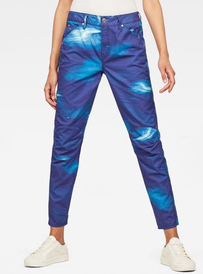 9b6866b9eea3 G-Star Elwood 5622 3D Mid waist Boyfriend Color Jeans