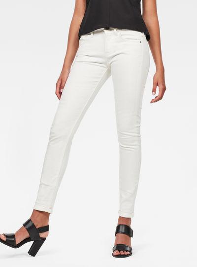 Lynn Mid Waist Skinny Jeans 0945f7b29d7