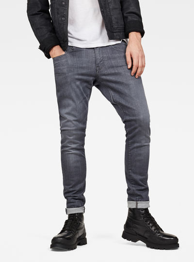 Revend Deconstructed Super Slim Jeans