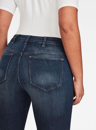 32ca1451b52b 5622 G-Star Shape High Waist Super Skinny Jeans