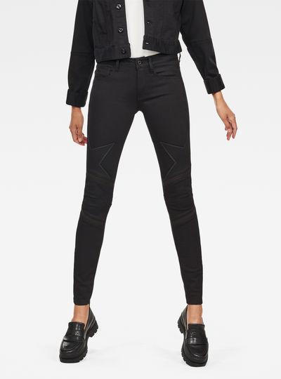 Motac 3D High Waist Skinny  Jeans