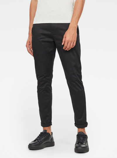 dd5b7bb254f 3301 Straight Tapered Jeans. Bronson Slim Chino ...
