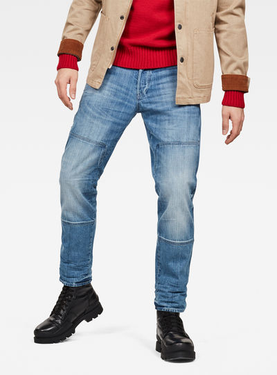 Faeroes Classic Straight Tapered Jeans