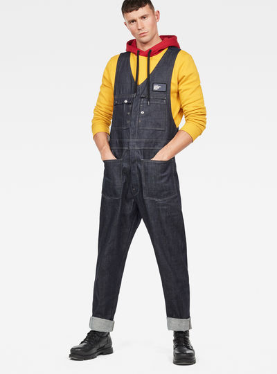 Utility Loose Dungaree