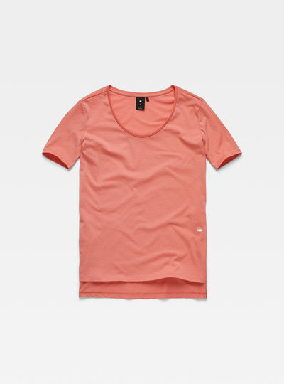 Clia Straight Deep T-Shirt