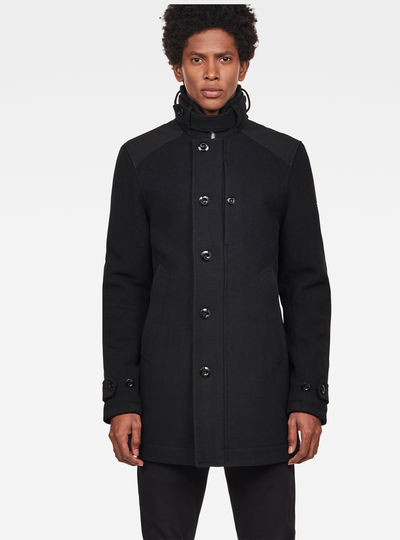 Garber Pm Wool Trench