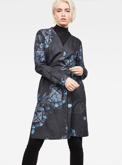 Core Wrap Dress
