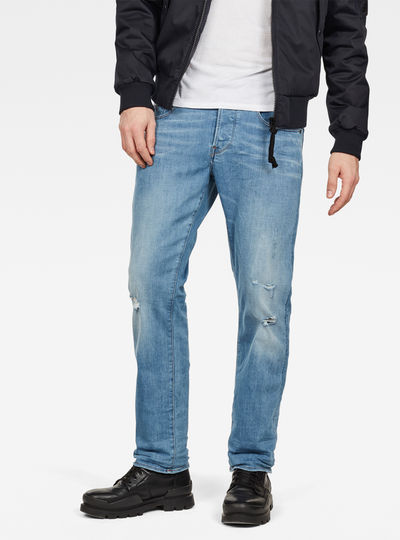 3301 Straight Jeans