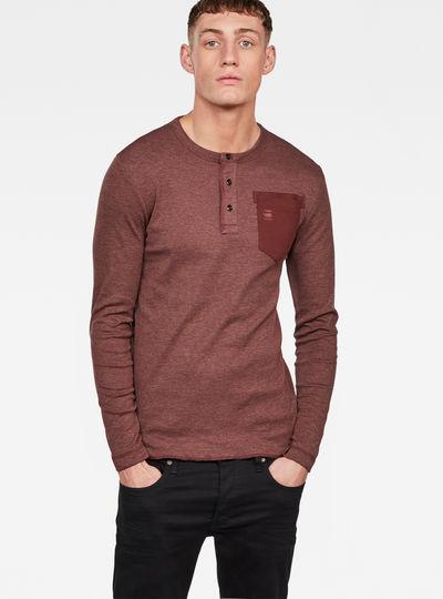 Sportswear G STAR RAW Sweat Shirt Homme Sports et Loisirs