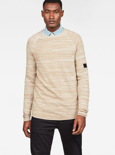 Core Straight Knit