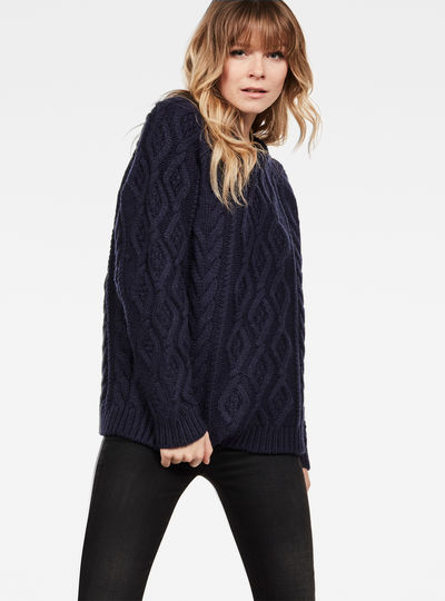 Aran Regular Knit