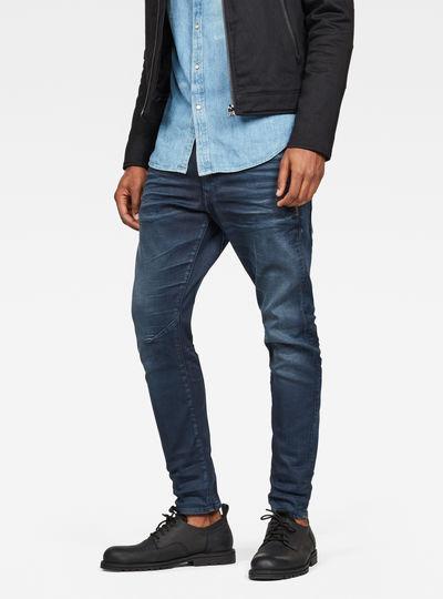 D-Staq 3D Zip Slim Jeans