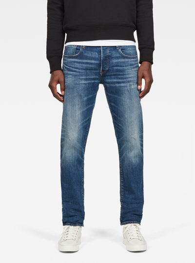 208caf3b55 3301 Straight Jeans ...