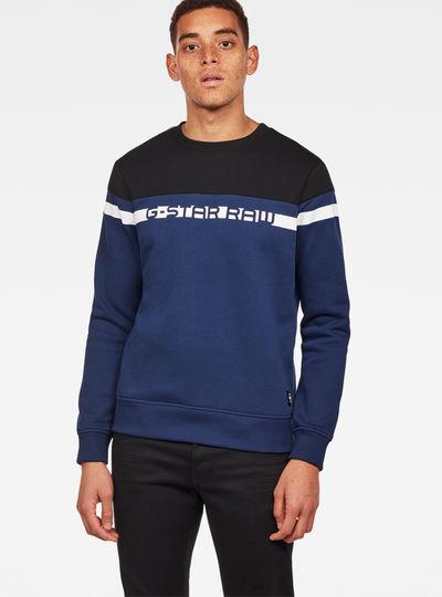 Graphic 14 Core Sweater