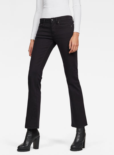3301 Mid Skinny Bootcut Jeans