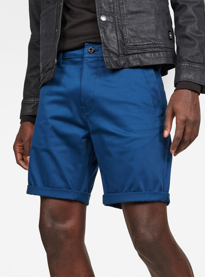 Bronson Straight 1\2 Shorts