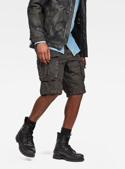 Rovic X-Relaxed Trainer Shorts 332c7cb9541