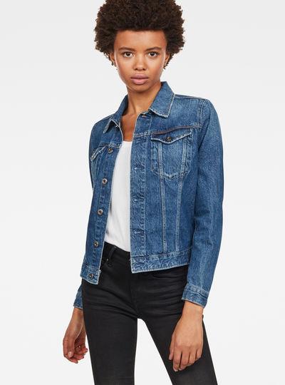 3301 Fringe Slim Jacket