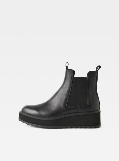 Strett Flatform Chelsea Sneakers