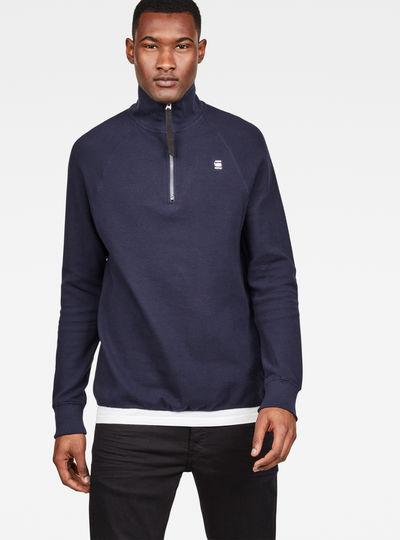 Jirgi-s Half Zip T-Shirt