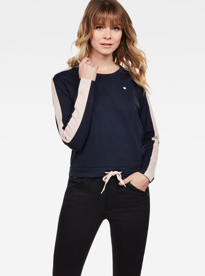 Nostelle Cropped Sweat
