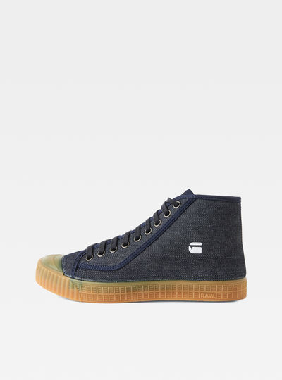 Rovulc Denim Mid Sneakers