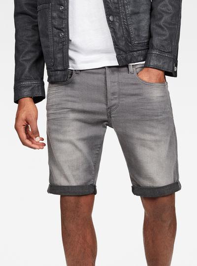 3301 Slim 1\2-Length Shorts
