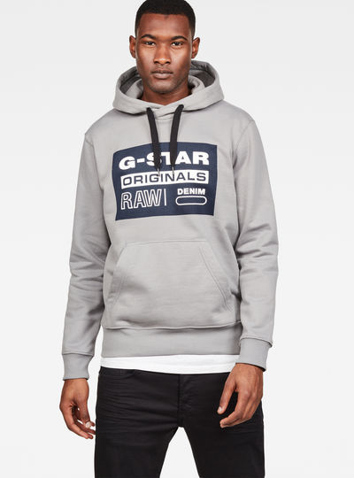 Loaq Core Hooded Sweat