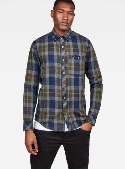 eb0c7b8c269 Core Button Down 1 Pocket Slim Shirt ...