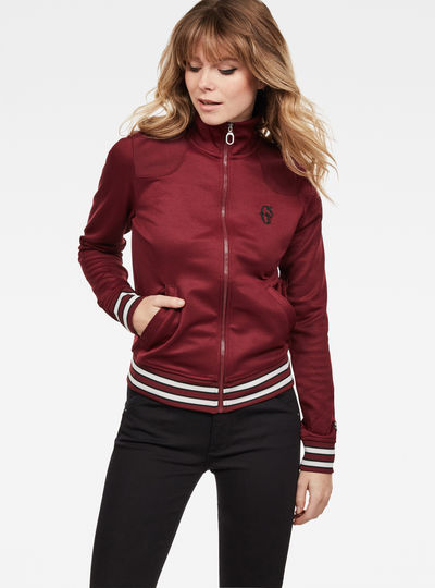 Lucay Slim Tracktop Sweater