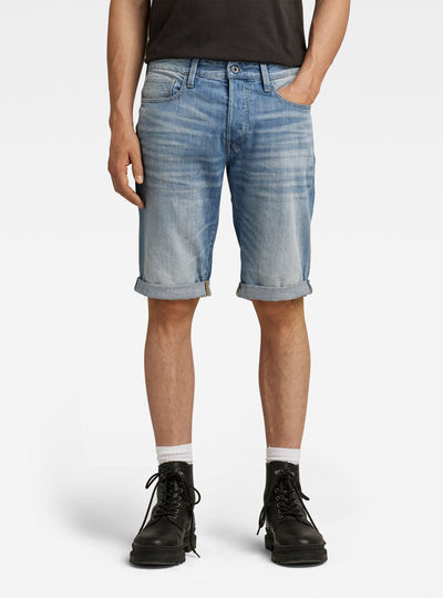 Bermuda Korte Broek Heren.Korte Broeken Heren Just The Product Heren G Star Raw