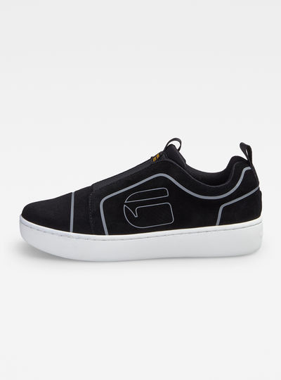 Kade Slip On Debossed Sneakers