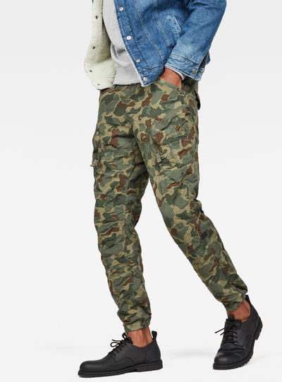 Rovic Airforce Relaxed Trousers