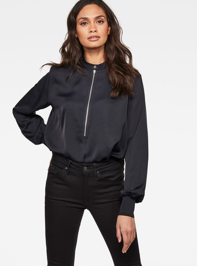 Core Zip Shirt
