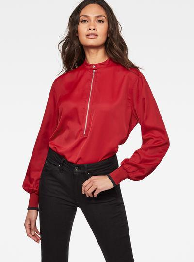 Core Zip Shirt