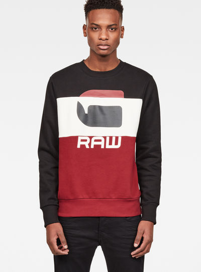 Graphic 17 Core Sweat